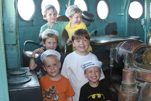 Battleship Birthday Parties and Events