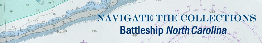 Navigate the Collections - Battleship North Carolina