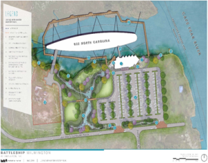 Living with Water concept plan