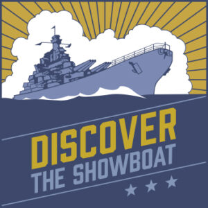 Discover the Showboat logo