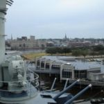 View from Fire Control Tower